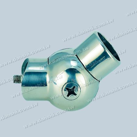 S.S. Tube/Bar Connector Angle Adj. - Stainless Steel Tube/Bar Connector Angle Adjustable