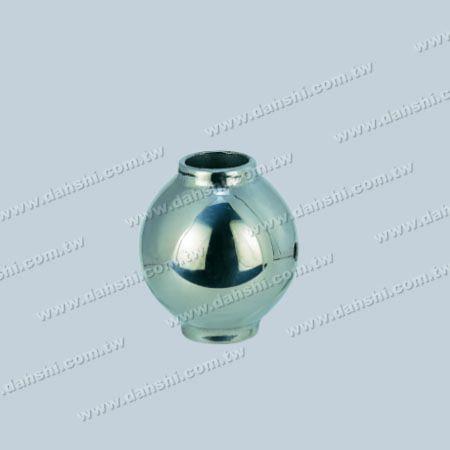12mm Round Tube Accessory Decorative Ball - 12mm Round Tube Accessory Decorative Ball  ( SS:326)