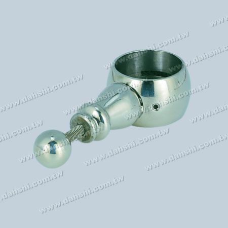 Balustrade Decorative Accessory - S Type Round Tube Accessory Decorative Stair (SS:340)