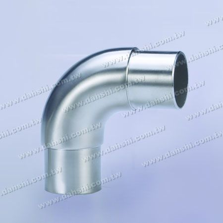 S.S. Round Tube Internal 90° Elbow - Stainless Steel Round Tube Internal 90° Elbow Bend