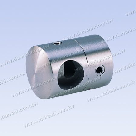 S.S. Tube/Bar Holder Go Through Flat Back - Stainless Steel Tube/Bar Holder Go Through Flat Back