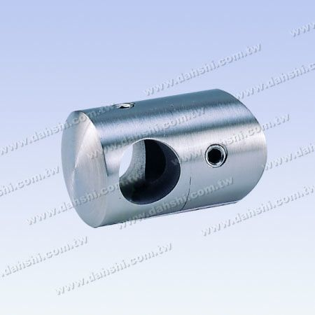 Stainless Steel Tube/Bar Holder Go Through - Stainless Steel Tube/Bar Holder Go Through