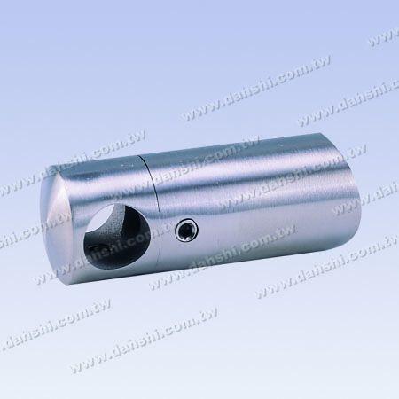 SS Tube/Bar Holder Melewati Ekstra Panjang - Tabung Stainless Steel / Pemegang Batang Melalui Ekstra Panjang