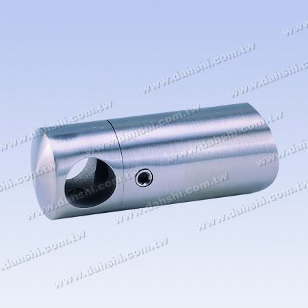 S.S. Tube/Bar Holder Go Through Extra Long - Stainless Steel Tube/Bar Holder Go Through Extra Long