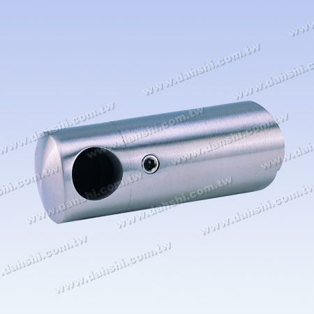 S.S. Tube/Bar Holder Close End Extra Long - Stainless Steel Tube/Bar Holder Close End Extra Long