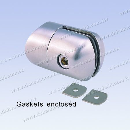 S.S. Sheet Clip - For Round Pipe - Stainless Steel Sheet Clip - For Stainless Steel Stair and Platform Use - For Round Tube