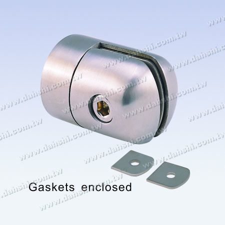 S.S. Sheet Clip - For Square Pipe - Stainless Steel Sheet Clip - For Stainless Steel Stair and Platform Use - for Square Pipe