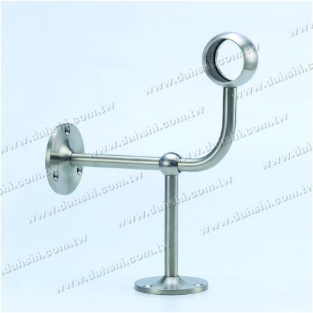 Stainless Steel Footrest for Bar ( SS:424121A) - Stainless Steel Footrest for Bar ( SS:424121A)