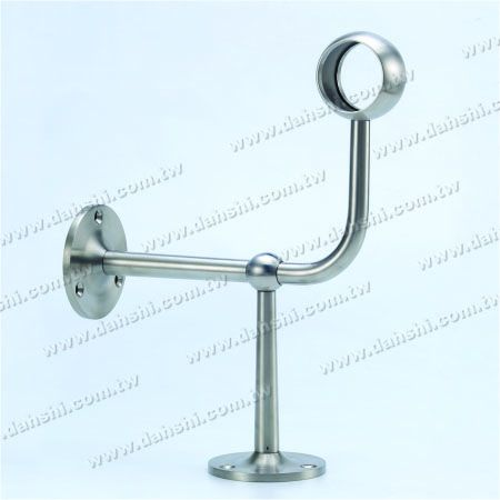 Stainless Steel Footrest for Bar ( SS:424124A) - Stainless Steel Footrest for Bar ( SS:424124A)
