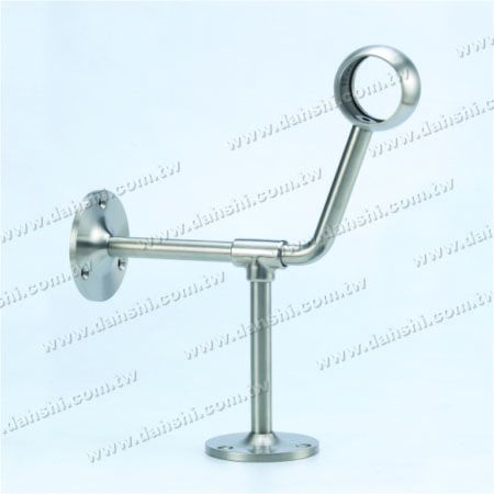 Stainless Steel Footrest for Bar ( SS:424129A) - Stainless Steel Footrest for Bar ( SS:424129A)