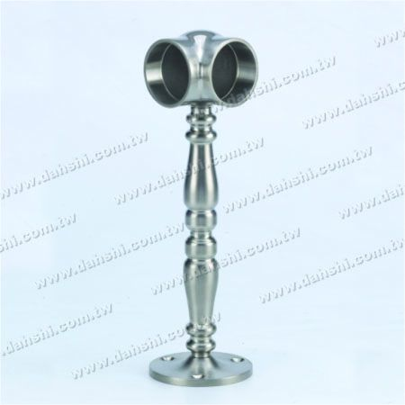 Stainless Steel Footrest for Bar ( SS:424138C) - Stainless Steel Footrest for Bar ( SS:424138C)