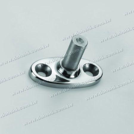 S.S. Round Tube Handrail Internal Insert End - Stainless Steel Round Tube Handrail Internal Insert End