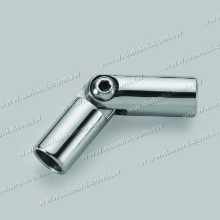 不銹鋼小型圓管插內活動彎頭 - 不銹鋼小型圓管插內活動彎頭