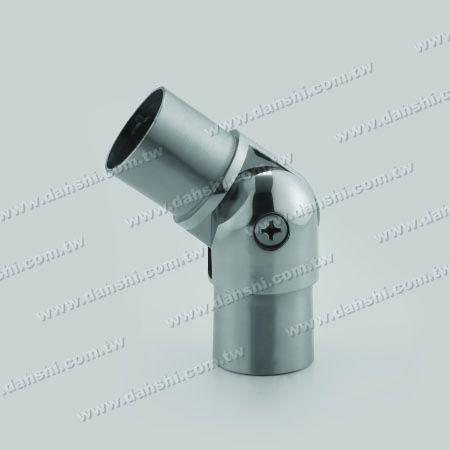 不銹鋼圓管套外活動彎頭 - 不銹鋼圓管套外活動彎頭