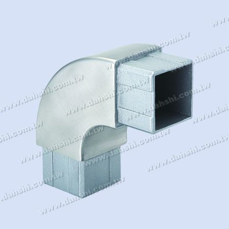 S.S. Square Tube Internal 90° Elbow - Stainless Steel Square Tube Internal 90degree Elbow