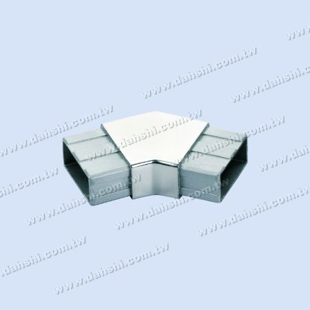 S.S. Rectangle Tube Internal Connector 135° - Stainless Steel Rectangle Tube Internal Connector 135degree