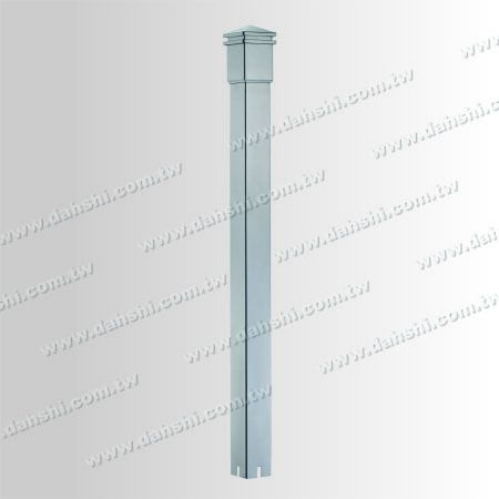 Stainless Steel Square Post - Stainless Steel Square Post