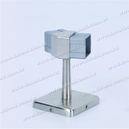 Screw Invisible Bracket - Balcony or Interior Decoration Balustrade Square Tube Handrail 135° Connect Bracket - Screw Invisible Bracket - Balcony or Interior Decoration Balustrade Square Tube Handrail 135° Connect Bracket