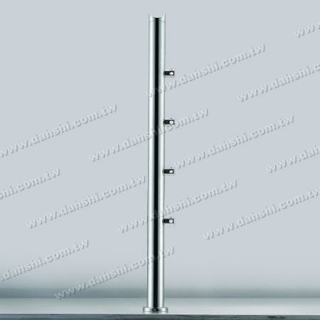 Stainless Steel Balustrade Posts - Stainless Steel Balustrade Posts