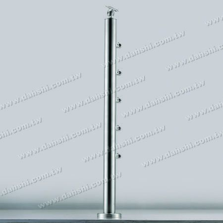 Stainless Steel Balustrade Posts