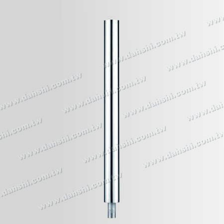 "S.S. Round Post 3"" Plain Surface - Stainless Steel Round Post 3"" Plain Surface"