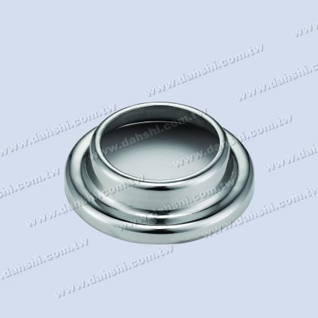 Stainless Steel Round Base - Stainless Steel Round Base Plate