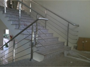 PAKISTAN - Institute of Business Administration (IBA) - Handrail and Balusters Story for Institute of Business Administration (IBA)