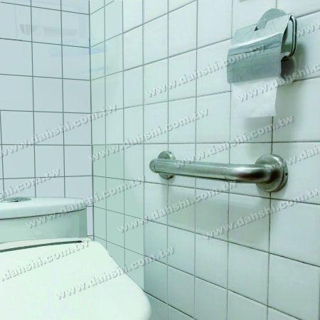 Handrail Fittings for Disability & Bathroom - Stainless Steel Handrail Fittings for Disability & Bathroom