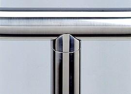 Perpendicular Joiner Flush Fittings