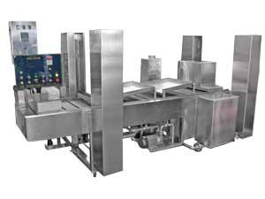 浸管式自動油炸機 (最新型升降系統)
