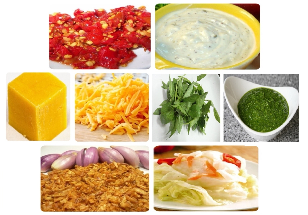 適用於各式調味料、調味食品之加工製造