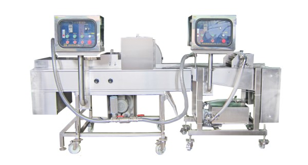 Batter & Powder Breading Machine
