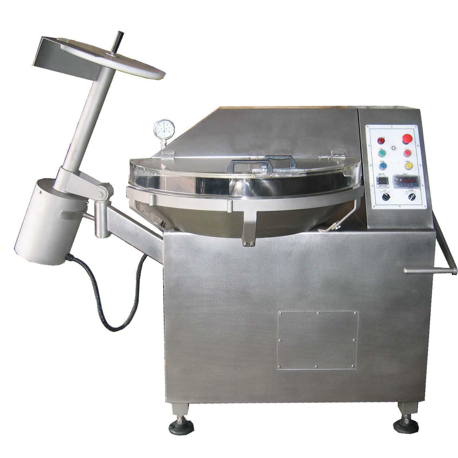 乳化細切機