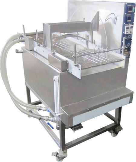 Automatische Schokoladenbeschichtungsmaschine