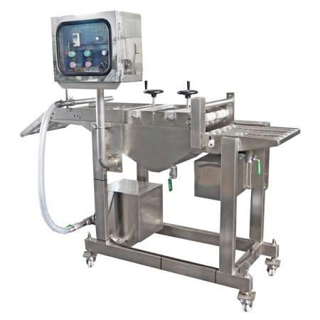 Машина для нанесения покрытия на жидкое тесто - Аппликатор жидкого теста