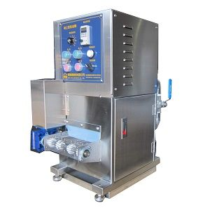Tabletop Continuous Deoiling Machine