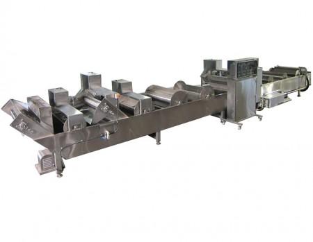 آلة الغليان و Blancher - Ding-Hanآلة الغليان والطبخ