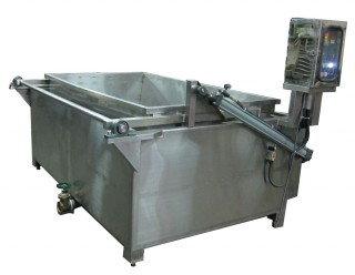 Batch-Type Boiling Machine / Blancher - Batch Boiling Cooking Machine/Blancher