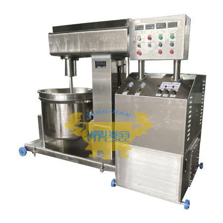 Mescolatrice per pasta di pesce di tipo grande (versamento automatico) - Mescolatrice per pasta di pesce DH701A (versamento automatico)