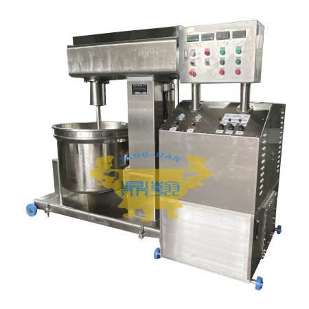 Large-type Fish Paste Stirring Machine (auto-pouring) - DH701A Fish Paste Stirring Machine (auto-pouring)