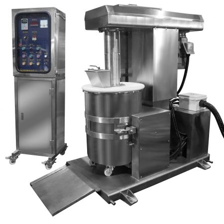 沙拉打漿機(攪拌軸可升降) - 沙拉打漿機(攪拌軸可升降)
