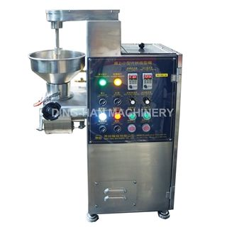 Tabletop Patty Forming and Portioning Machine - Tabletop Patty Filling and Forming Machine