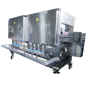 Pig Hair Remover / Squid Cutter / Bandsaw - Meat Processing Machine