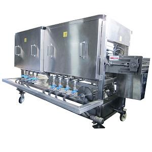 Depilatore per maiali / Taglia calamari / Sega a nastro - Macchina per la lavorazione della carne