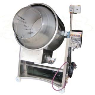 آلة القلي السريع من النوع المتوسط (يدوي) - مقلاة متوسطة التحريك (رفع مانول)