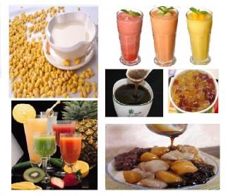 休閒飲品類 - 適用於製造加工各式休閒飲品