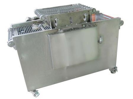 Depilatore automatico per maiali