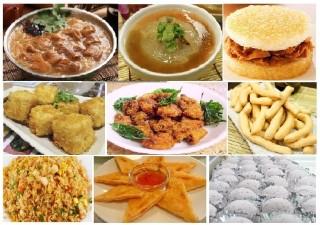 Snacks & Ethnic Food