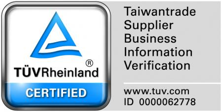 Bersertifikat TÜV Rheinland