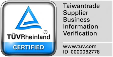 Certificato TÜV Rheinland
